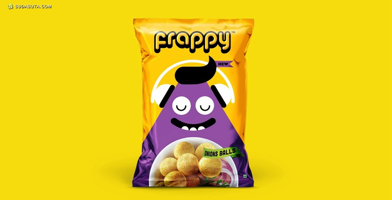 Frappy 包装设计欣赏
