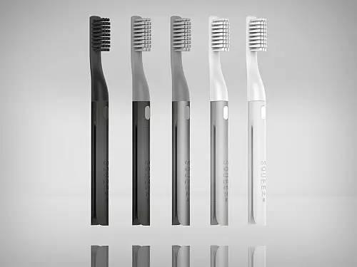能挤牙膏的实用牙刷Squeeze