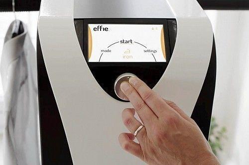 省时又省力的全自动熨烫机Effie