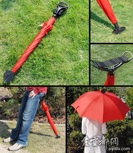 9把创意十足的伞
