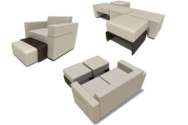 2018最有创意的10款沙发,棉花糖沙发你绝对没见过