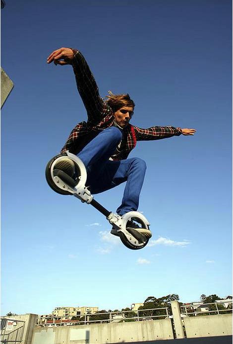 Skatecycle风火轮