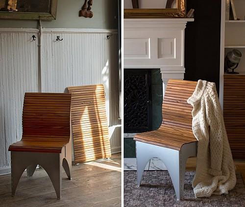 Ollie折叠椅创意设计