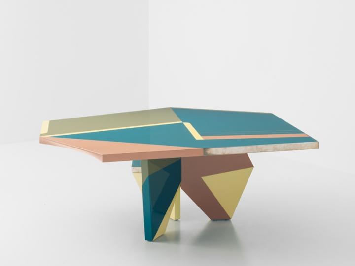 丰富多彩的几何图形系列家具Palmador