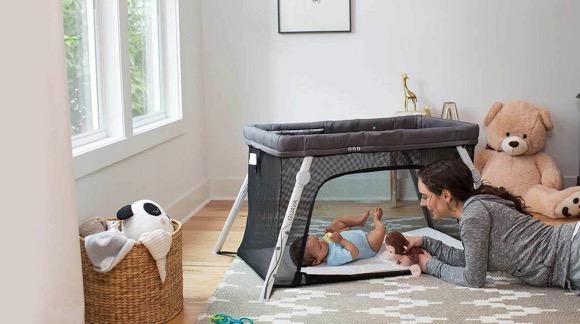便携折叠婴儿床