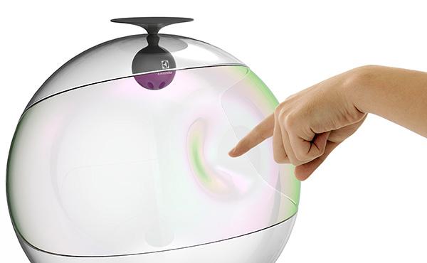 张成萌设计的创意悬浮保鲜泡沫U Bubblc
