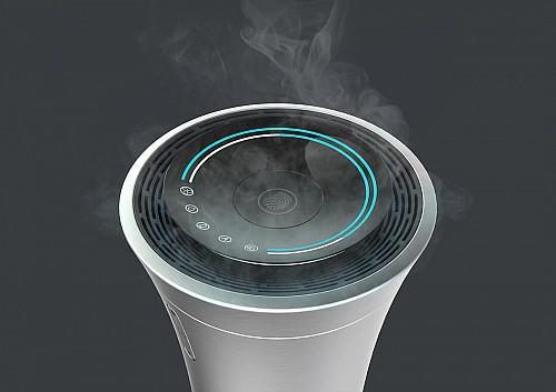 医疗空气净化加湿器N-Air创意设计