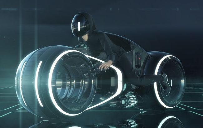 俄罗斯Burov art未来科技范概念摩托车设计