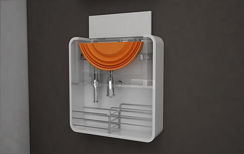 收纳折叠洗手台(Píxel)
