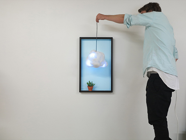 创意云朵灯具(Tiny Cloud)