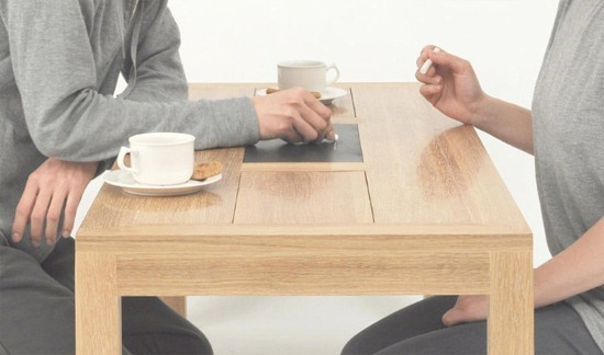创意黑板桌子(Writable)