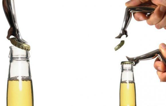 好性感的创意啤酒开瓶器