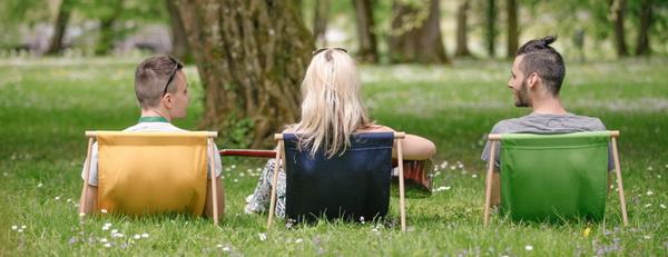 极简便携式躺椅(leano)
