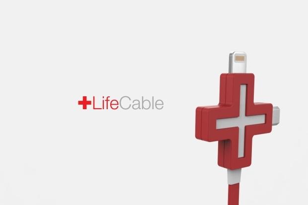创意电力分享线(LifeCable )