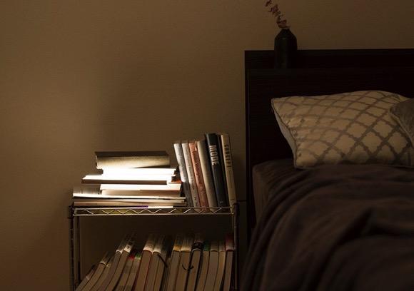 爱读书,送你温馨读书灯