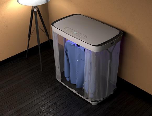 折叠衣物烘干机