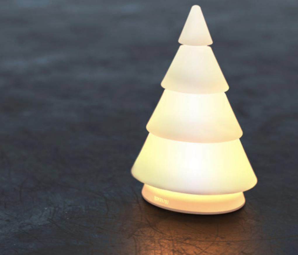 圣诞树型户外灯具