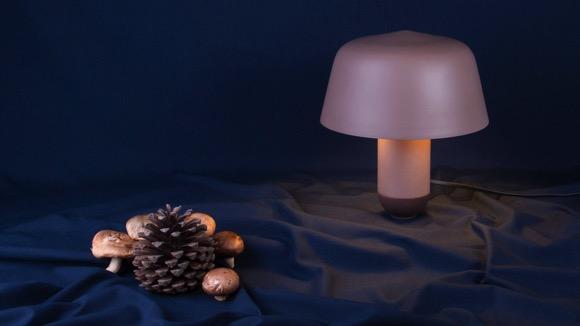 创意蘑菇灯