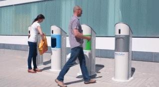 MetroTaifun 一个永远装不满的高科技垃圾桶