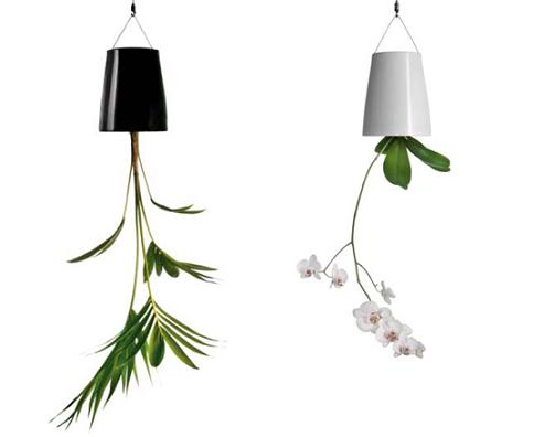 有趣的三款功能性花盆创意设计作品欣赏