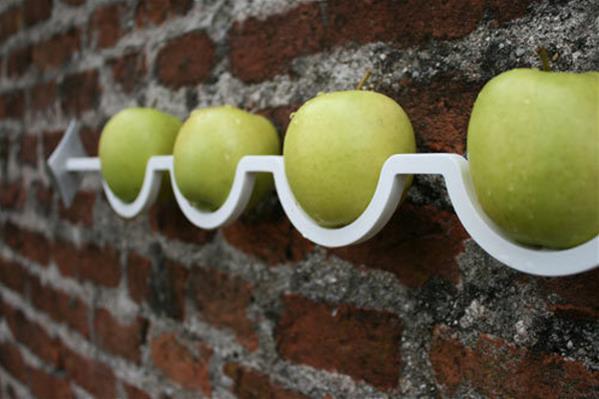 独特的创意盘子架和个性的水果架创意设计