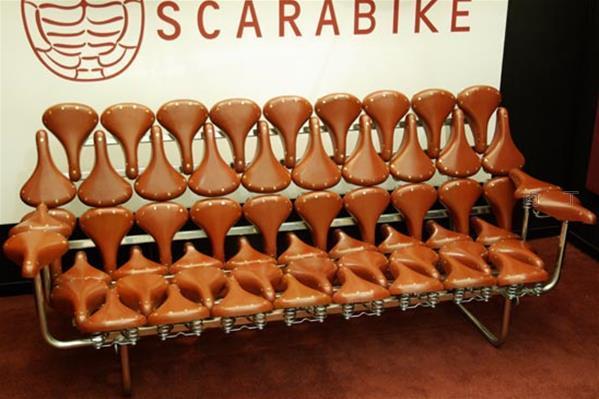 手提箱沙发和车坐沙发创意家居产品设计