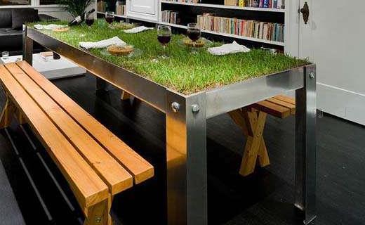 让你惊艳的15种创意的桌子