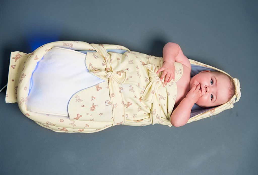 新生儿黄疸治疗襁褓