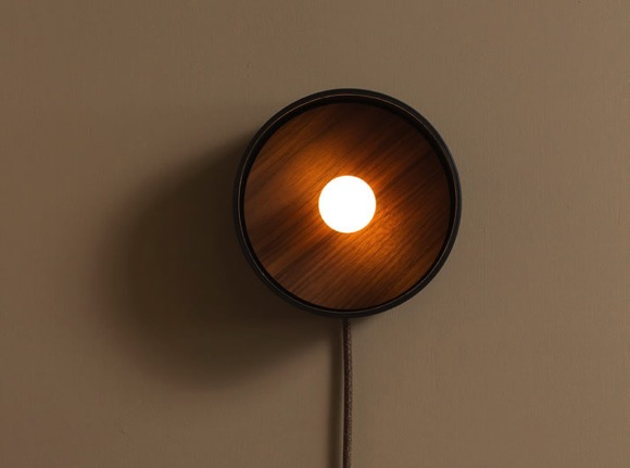 创意插电式灯具