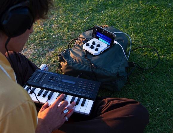 手机秒变音乐工作室