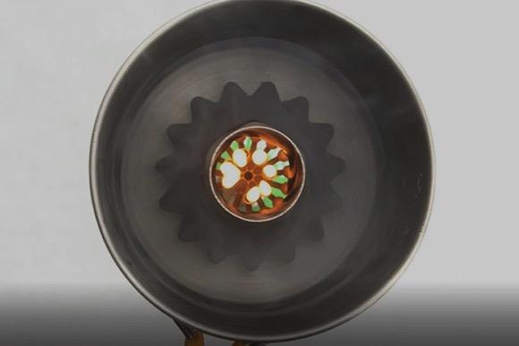 3D打印的超强抗风炊具