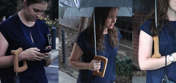 超大把的雨伞