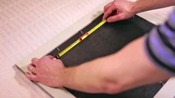 多功能测量尺