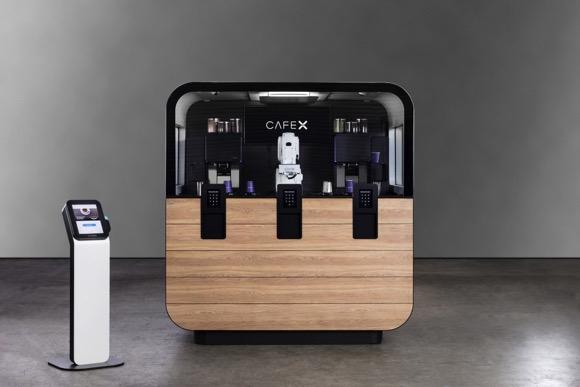 机器人做的咖啡也能大卖