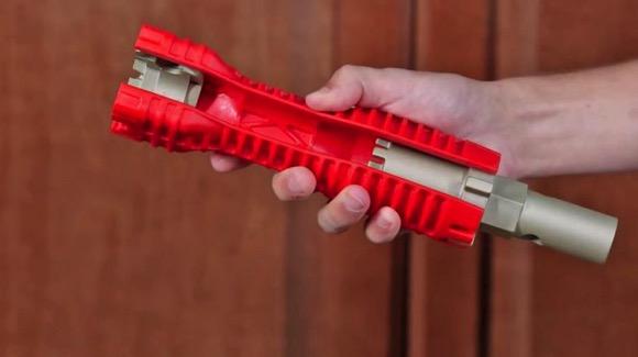 管道安装必备的另类扳手