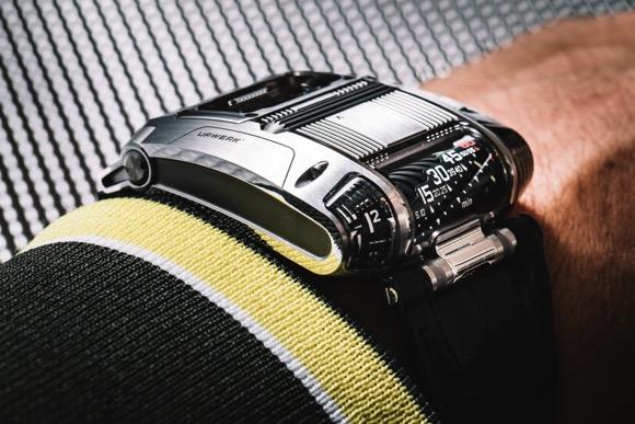 滚筒式手表