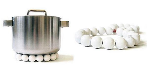 三款锅垫创意产品设计作品欣赏