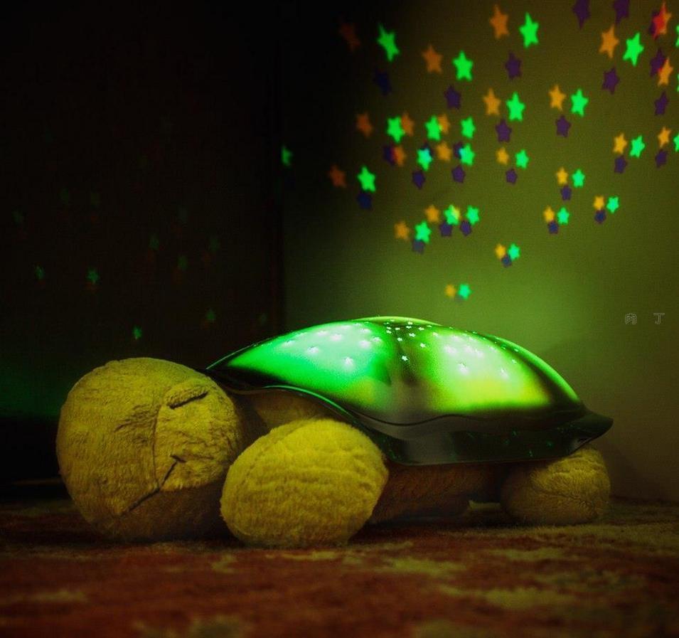 小乌龟星空灯等10款创意灯具设计