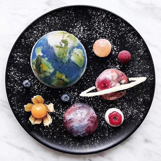 创意生活的美食艺术