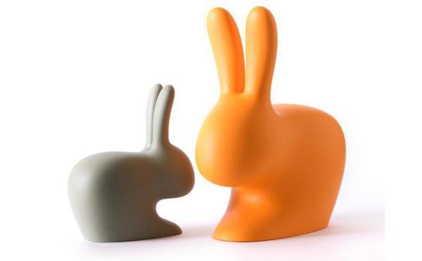 又萌又可爱的兔子椅子