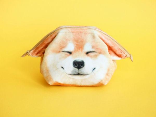 超萌柴犬包包