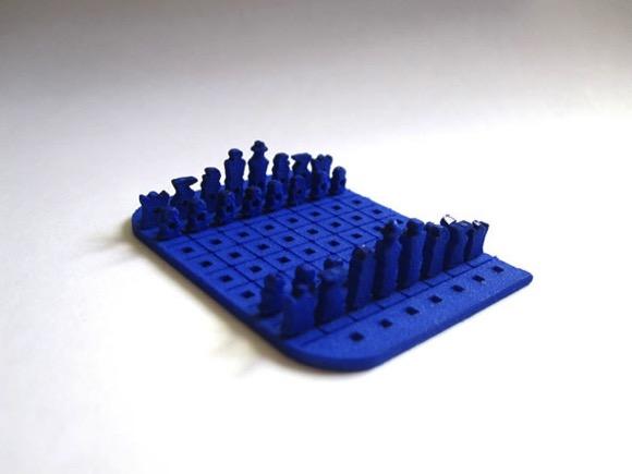 口袋里的国际象棋