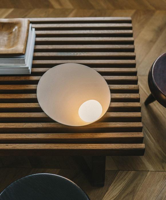 盛在碗里的灯
