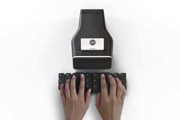 复古电子打字机
