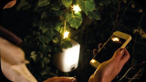 短时间即可充电的人力发电照明设备