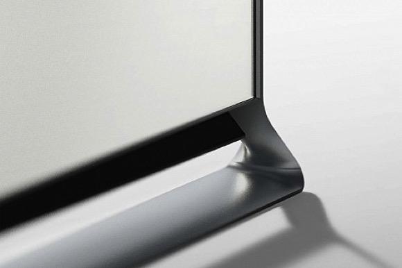 透明面板电视