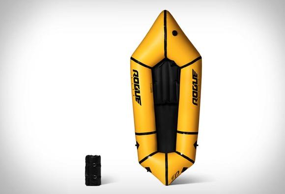 超轻便携充气艇