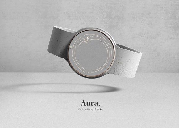 记录你一天心情的手表