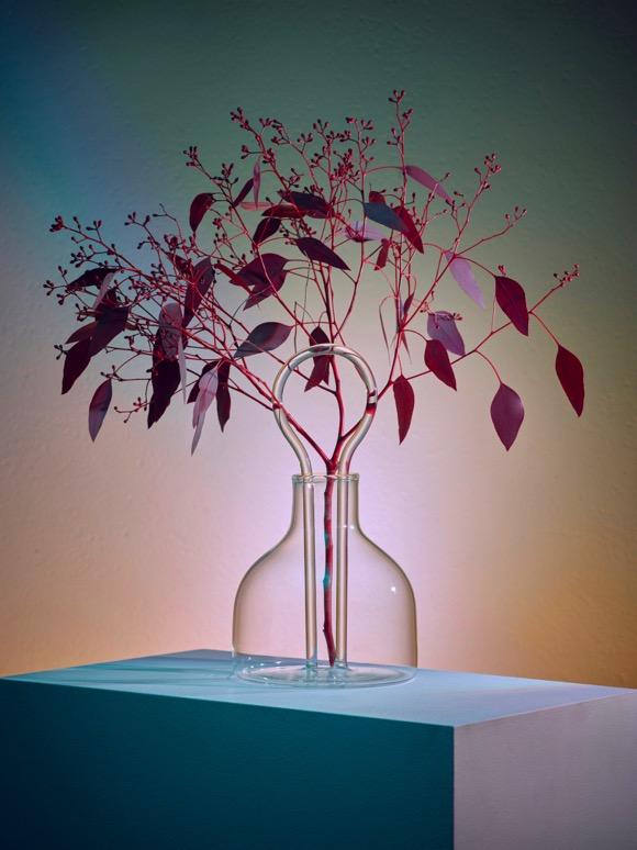 原来玻璃花瓶还能如此妖娆多姿