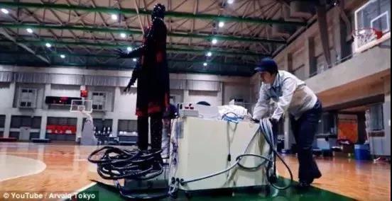 丰田研发出投篮机器人Cue3,连续投篮2020次100%命中